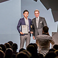 German Design Award 2017 授賞式