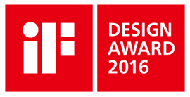 IF DESIGN AWARD 2016年受賞