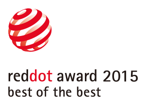 reddot award 2015 best of the best